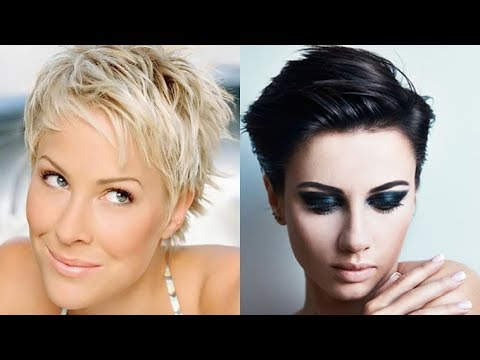 30 Pixie Cut Ideas For 2017 – Short Shaggy, Spiky, Edgy Pertaining To 2018 Edgy Pixie Haircuts (View 18 of 25)