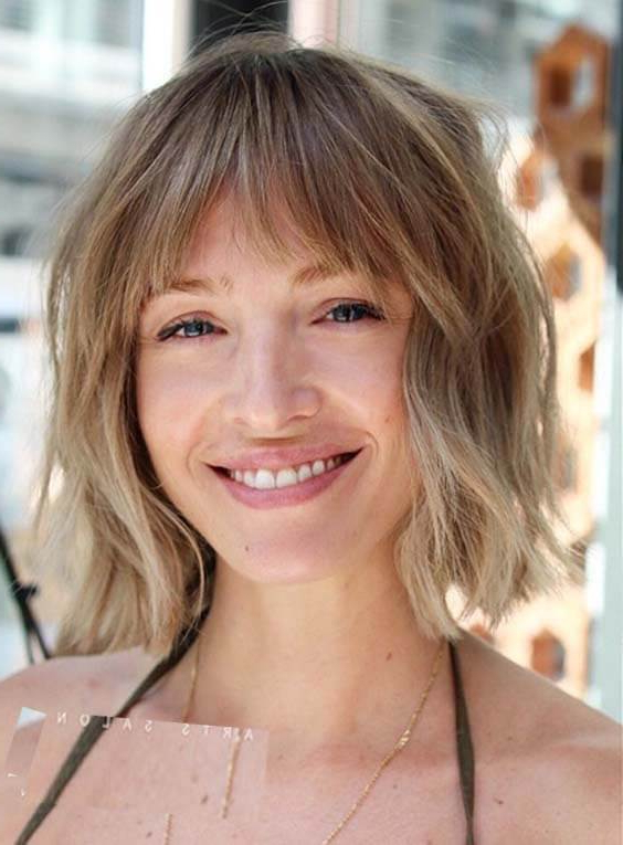 30 Shaggy Bob Haircut Ideas – Belletag Pertaining To Shaggy Bob Hairstyles With Choppy Layers (View 25 of 25)