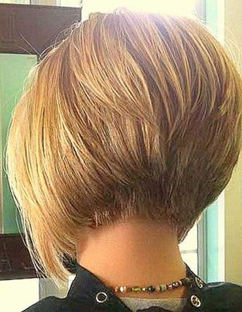 30+ Super Inverted Bob Hairstyles   Bob Haircut For Fine Throughout Concave Bob Hairstyles (View 6 of 25)