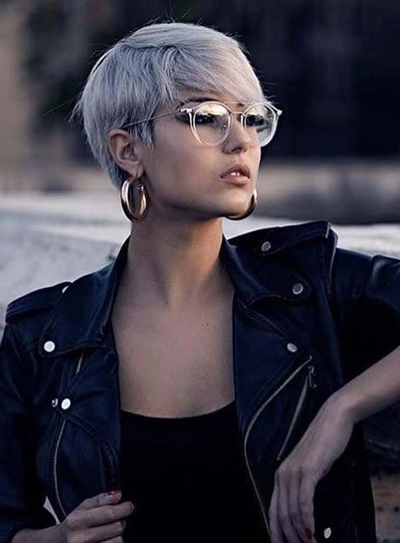 33 Modern Ideas Of Short Blonde Pixie Haircuts For 2019 With Regard To Most Up To Date Blonde Pixie Haircuts (View 19 of 25)