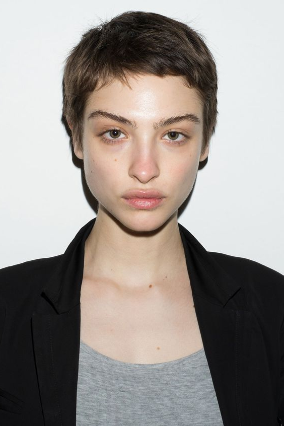 35 Androgynous Gay And Lesbian Haircuts With Modern Edge Regarding Latest Androgynous Pixie Haircuts (View 12 of 25)