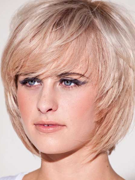 35 Layered Bob Hairstyles For A Very Short Layered Bob Hairstyles (View 25 of 25)