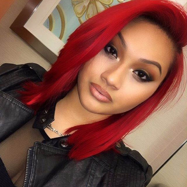 35 Stunning New Red Hairstyles & Haircut Ideas For 2020 With Bright Red Bob Hairstyles (View 12 of 25)