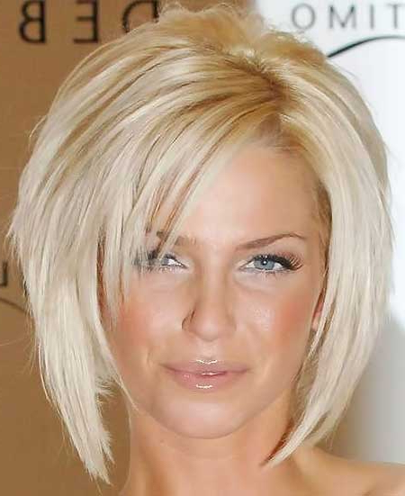 36 Extraordinary Wedge Hairstyles For Your Next Amazing Style Intended For Wedge Bob Hairstyles (View 23 of 25)