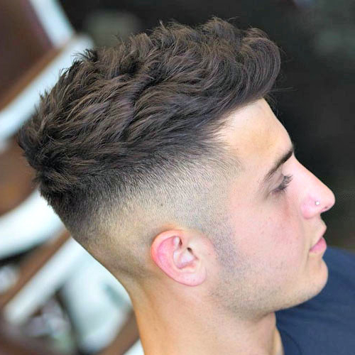 37 Cool Disconnected Undercut Haircuts For Men (2020 Guide) For Latest Disconnected Pixie Haircuts With An Undercut (View 7 of 25)