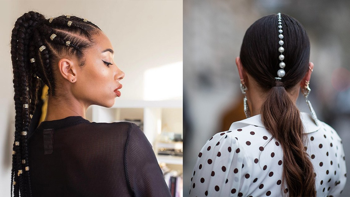 37 Cool Ponytail Hairstyles To Try In 2019 | Glamour Within Most Up To Date Billowing Ponytail Braid Hairstyles (View 17 of 25)