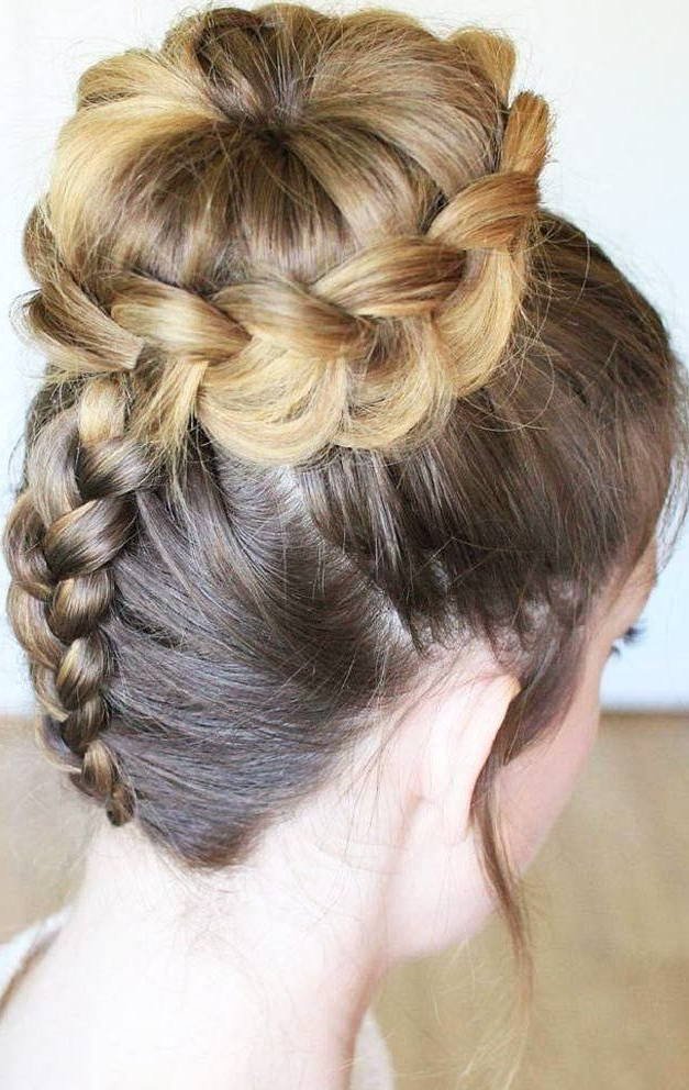 37 Dutch Braid Hairstyles – Braided Hairstyles With Intended For Most Current Three Strand Pigtails Braid Hairstyles (View 2 of 25)