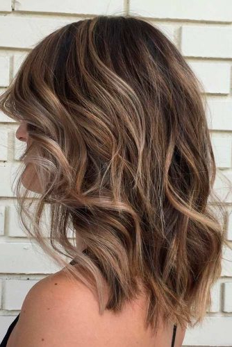 37 Trendy Hairstyles For Medium Length Hair Throughout Mid Length Beach Waves Hairstyles (View 12 of 25)