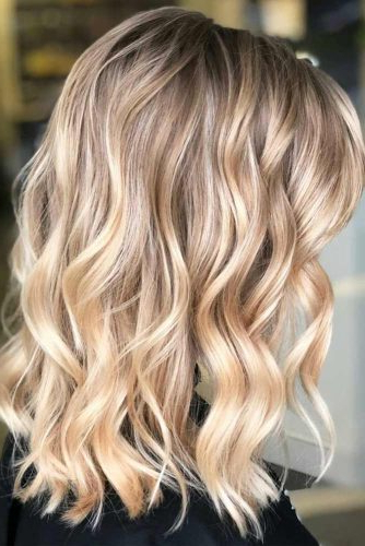 37 Trendy Hairstyles For Medium Length Hair With Mid Length Beach Waves Hairstyles (View 10 of 25)