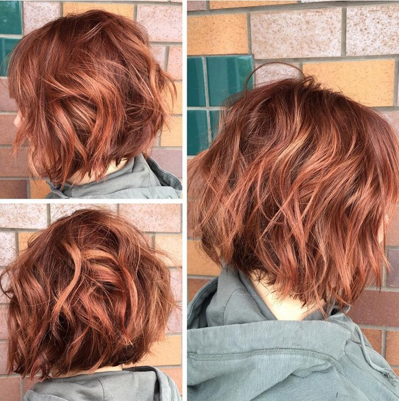 38 Super Cute Ways To Curl Your Bob – Popular Haircuts For Pertaining To Texturized Tousled Bob Hairstyles (View 23 of 25)