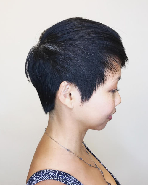 40 Cute Short Pixie Cuts For 2020 – Easy Short Pixie Hairstyles For Most Recently Piecey Pixie Haircuts For Asian Women (View 3 of 25)