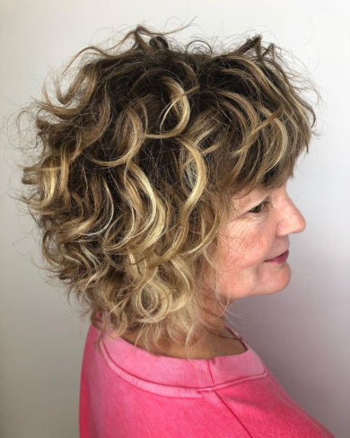 40 Must-See Hairstyles For Women Over 60 ? Palau Oceans for Cute Round Bob Hairstyles For Women Over 60