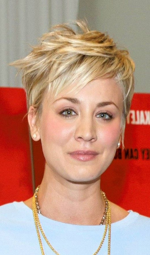 40 Short Super Spunky Shag Hairstyles | Short Shag For Most Up To Date Super Short Shag Pixie Haircuts (View 2 of 25)