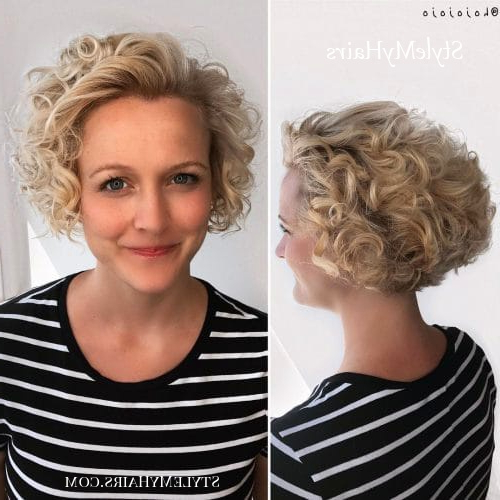 42 Curly Bob Hairstyles That Rock In 2019 - Style My Hairs within Curly Bob Hairstyles