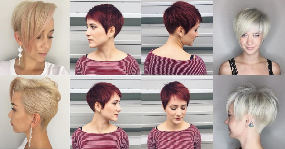42 Short Shaggy, Spiky, Edgy Pixie Cuts And Hairstyles throughout Best and Newest Edgy Look Pixie Haircuts With Sass