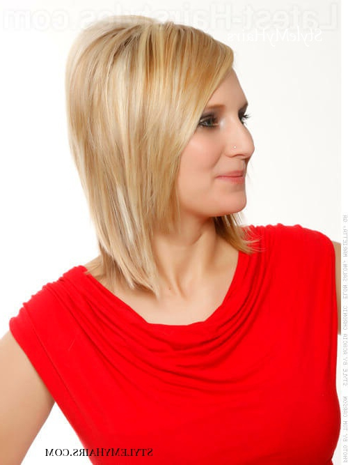 45 Chic Choppy Bob Hairstyles For 2019 - Style My Hairs intended for Jet Black Chin Length Sleek Bob Hairstyles