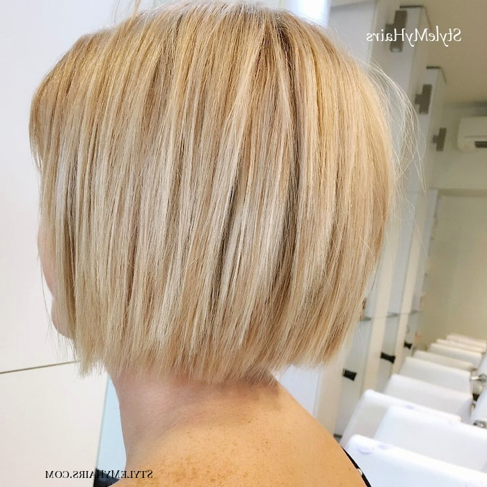45 Chic Choppy Bob Hairstyles For 2019 - Style My Hairs intended for Textured Classic Bob Hairstyles