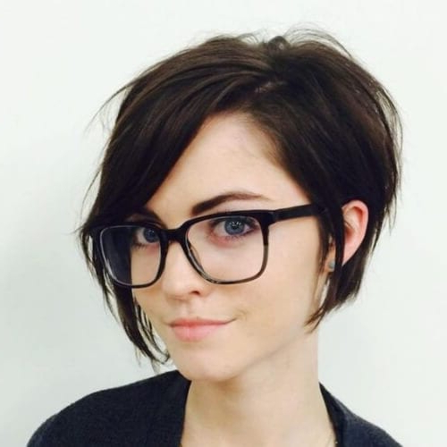 45 Inventive Short Haircuts That Solve All Fine Hair Issues Regarding Most Popular Edgy Haircuts For Thin Hair (View 25 of 25)