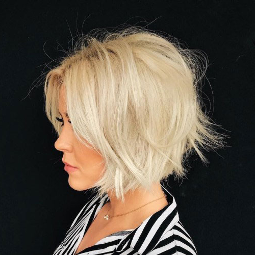 45 Modern Bob Haircuts And Hairstyles (2020 Guide) pertaining to Textured Classic Bob Hairstyles
