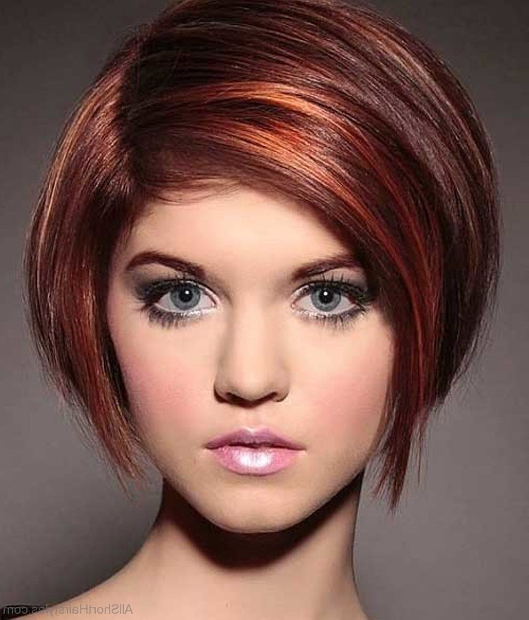 46 Beautiful Short Bob Hairstyle For Women within A Very Short Layered Bob Hairstyles