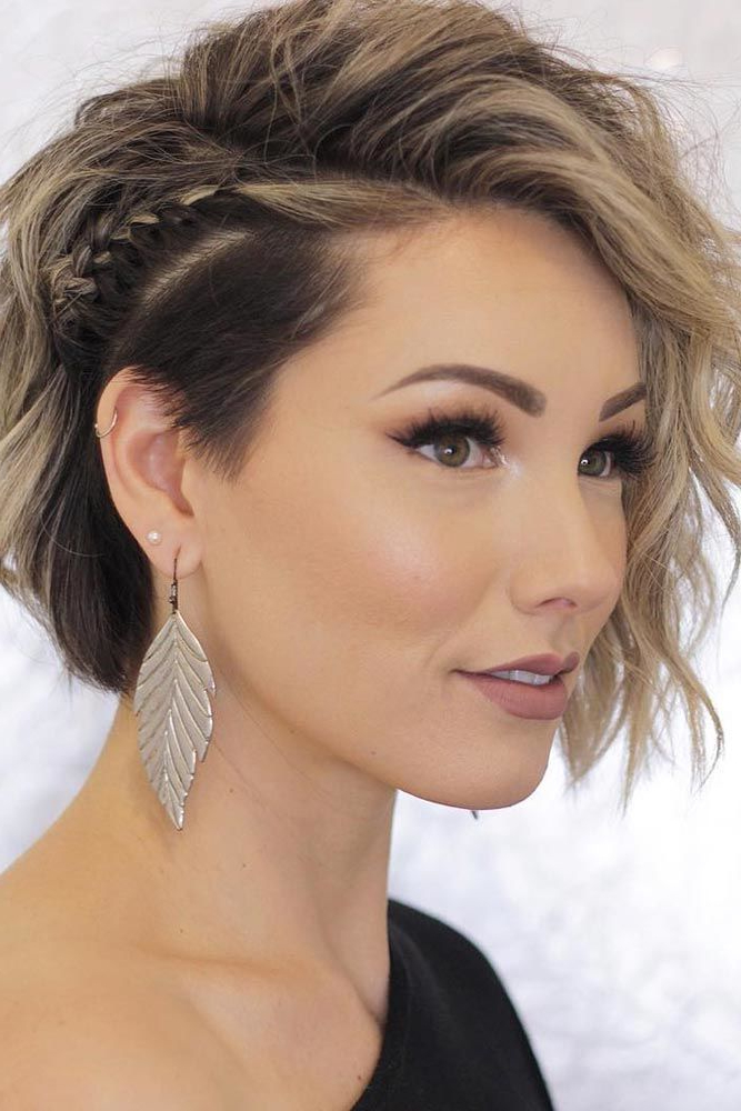47 Best Short Haircuts For 2019 | Hairstyle Share in Latest Braided Short Hairstyles