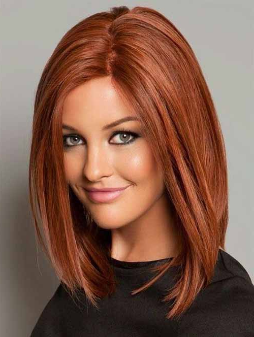 5 Easy Red Bob Hairstyles For Women In 2020: Have A Look! For Bright Red Bob Hairstyles (View 15 of 25)