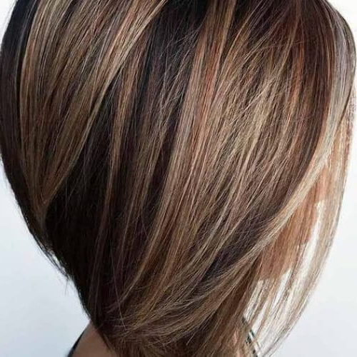 50 Beautiful A Line Bob Haircut & Styling Ideas – My New Pertaining To A Line Bob Hairstyles (View 18 of 25)