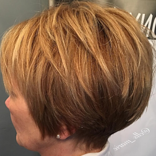 50 Best Hairstyles For Women Over 50 To Look Younger In 2020 Inside Youthful Bob Hairstyles (View 24 of 25)