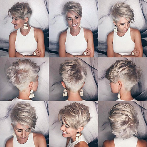 50 Best Short Layered Pixie Cut Ideas 2019   Short Haircut With Regard To Most Recently Short Layered Pixie Haircuts (View 23 of 25)