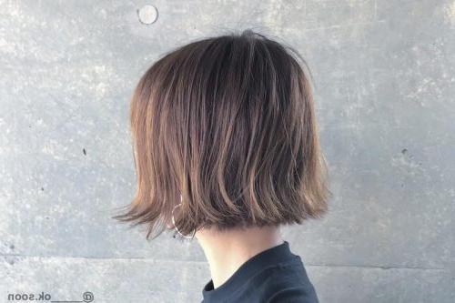 50 Chic Short Bob Haircuts & Hairstyles For Women In 2020 In Short Cappuccino Bob Hairstyles (View 25 of 25)