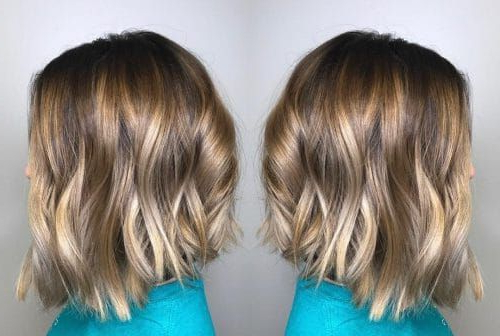 50 Chic Short Bob Hairstyles & Haircuts For Women In 2019 Within Ombre Piecey Bob Hairstyles (View 2 of 25)