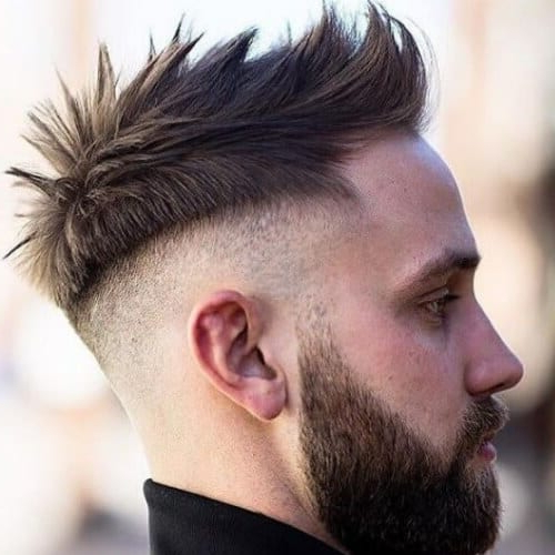 50+ Cool Disconnected Undercut Hairstyles – Men Hairstyles World Inside Most Popular Disconnected Pixie Haircuts With An Undercut (View 20 of 25)