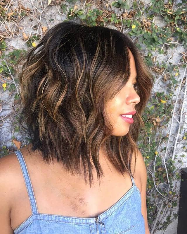 50 Fabulous Hairstyles For Round Faces To Upgrade Your Style Pertaining To Jagged Bob Hairstyles For Round Faces (View 13 of 25)