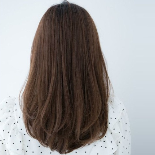 50 Gorgeous Layered Haircuts For Long Hair | Hair Motive With Bob Hairstyles With Subtle Layers (View 17 of 25)