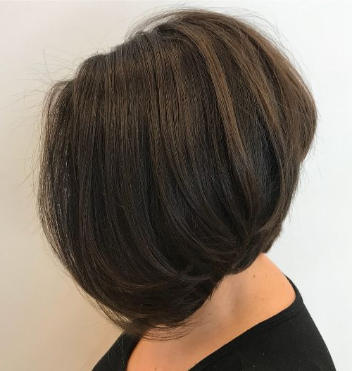 50 Haircuts For Thick Hair That You'll Love This Season With Regard To Gorgeous Bob Hairstyles For Thick Hair (View 9 of 25)