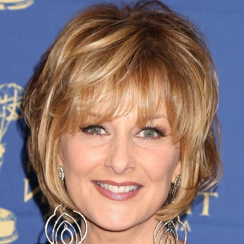 50 Hairstyles For Women Over 60 For Timeless Charm   Hair For Cute Round Bob Hairstyles For Women Over  (View 12 of 25)