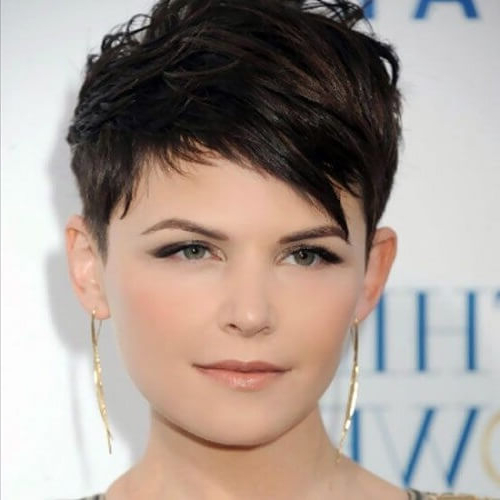 50 Perfect Short Haircuts For Round Faces | Hair Motive Hair With Regard To Most Up To Date Pixie Haircuts For Round Face (View 17 of 25)