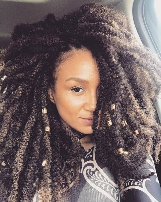 50 Stunning Crochet Braids Hairstyles To Wear Next For Recent Side Part Voluminous Braid Hairstyles (View 15 of 25)
