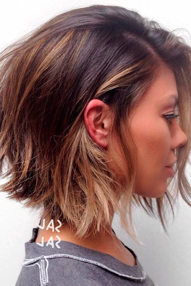 50 Versatile Medium Bob Haircuts To Try | Haircut Style Intended For Versatile Lob Bob Hairstyles (View 5 of 25)
