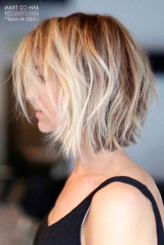 55 Beloved Short Curly Hairstyles For Women Of Any Age With Regard To Sassy Wavy Bob Hairstyles (View 12 of 25)