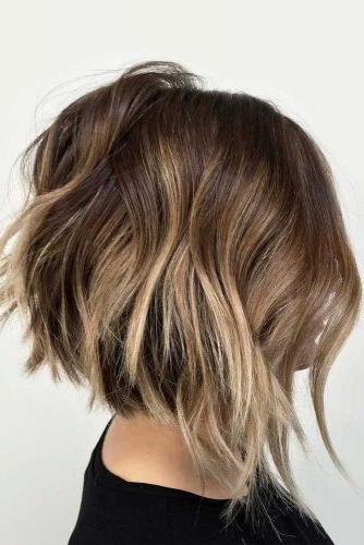 55 Stylish Layered Bob Hairstyles | Lovehairstyles In Layered And Textured Bob Hairstyles (View 5 of 25)