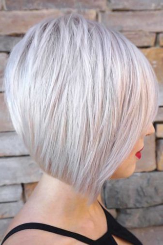 55 Stylish Layered Bob Hairstyles   Lovehairstyles In Texturized Tousled Bob Hairstyles (View 25 of 25)