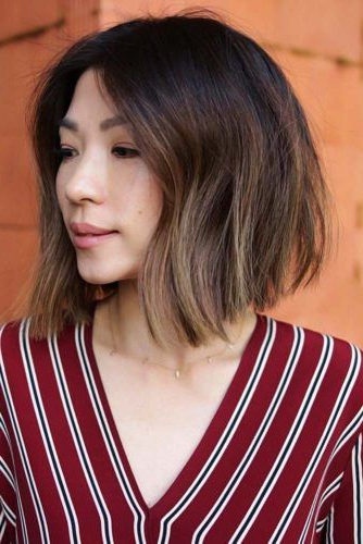 55 Stylish Layered Bob Hairstyles | Lovehairstyles With Regard To Modern Bob Hairstyles With Fringe (View 10 of 25)