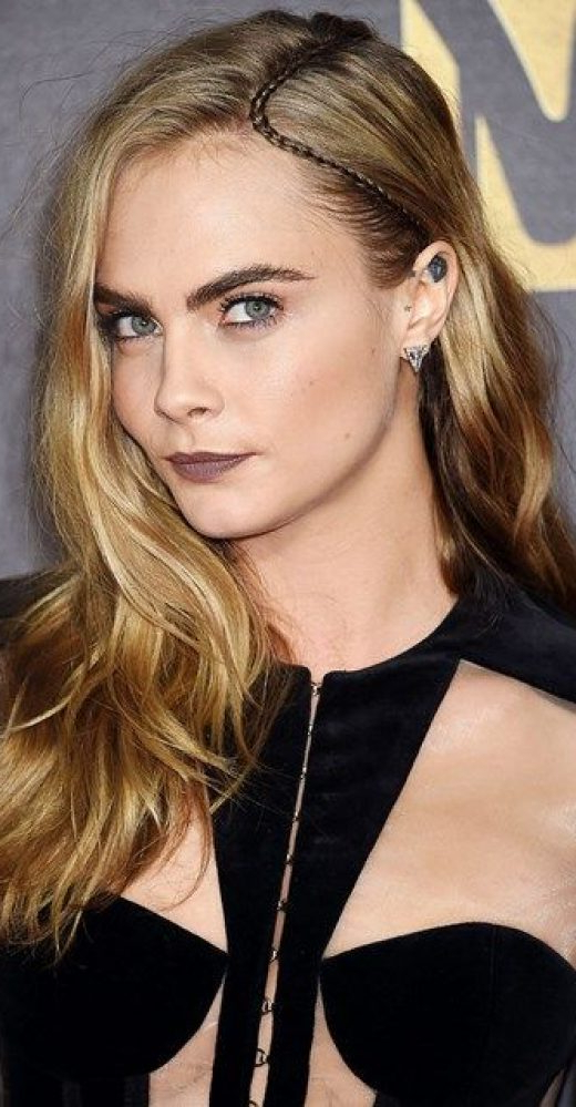 6 Celebrity Braided Hairstyles For Every Occasion – Glam Radar Within Most Recently Peek A Boo Braid Hairstyles (View 8 of 25)