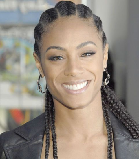 Featured Photo of Crisp Pulled Back Braid Hairstyles