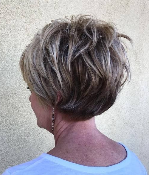 60 Best Hairstyles And Haircuts For Women Over 60 To Suit Pertaining To Cute Round Bob Hairstyles For Women Over  (View 3 of 25)
