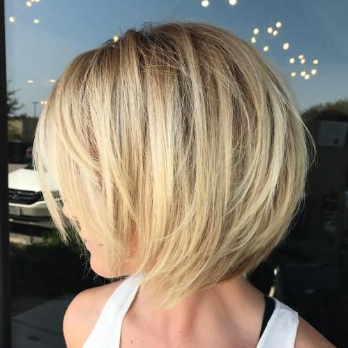 60 Best Short Bob Haircuts And Hairstyles For Women | Hair Pertaining To Sassy Angled Blonde Bob Hairstyles (View 2 of 25)