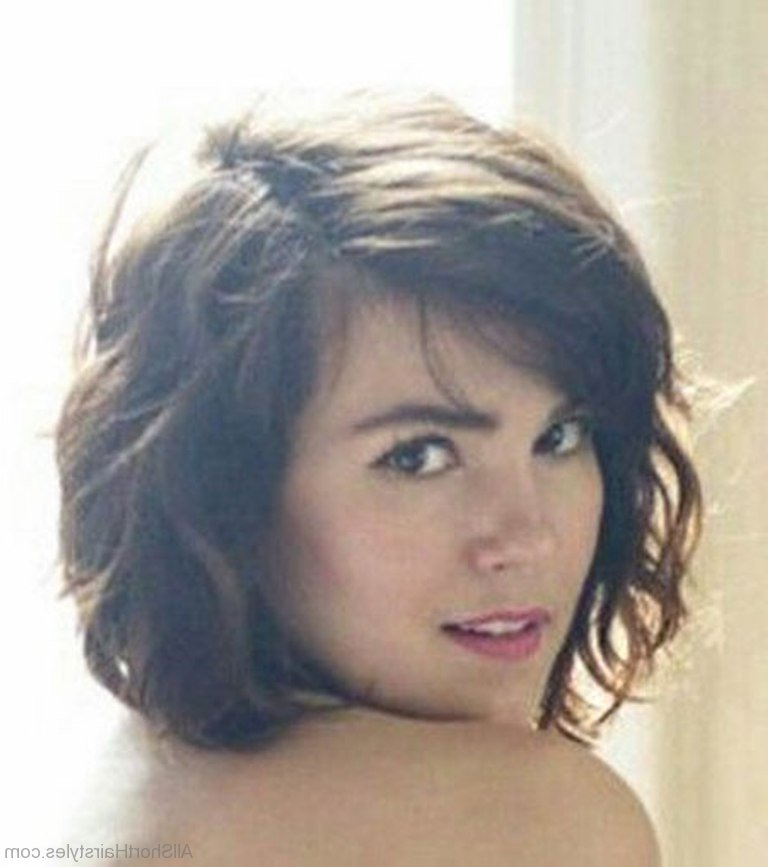 60 Brilliant Short Curly Bob Hairstyles Within Cute Short Curly Bob Hairstyles (View 14 of 25)