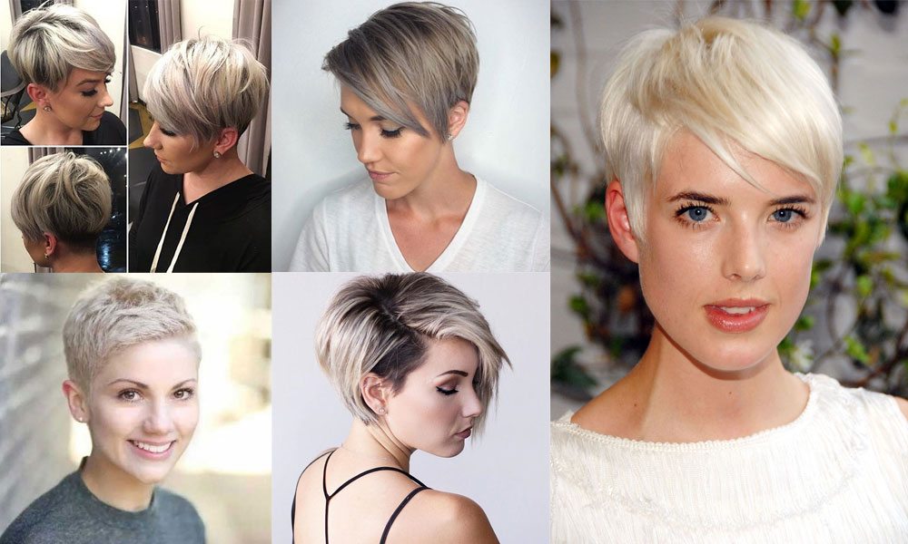 60 Hottest Pixie Haircuts 2020 – Classic To Edgy Pixie With 2018 Edgy Messy Pixie Haircuts (View 20 of 25)