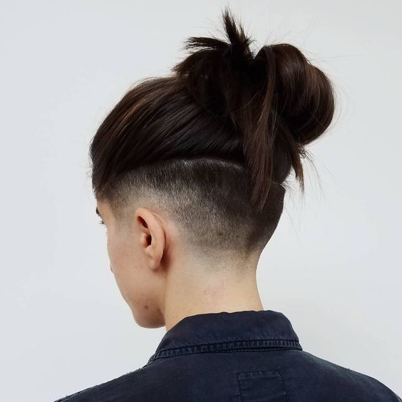 Featured Photo of Shaved Undercuts